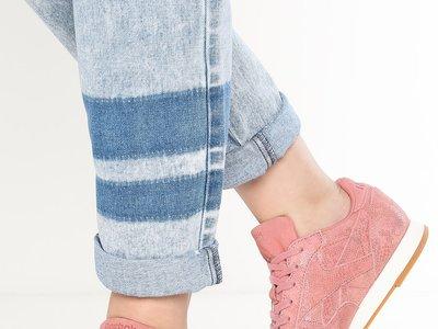 50% de descuento en las zapatillas deportivas Reebok Classic Clean Exotics en Zalando: ahora cuestan 39,90 euros con envío gratis