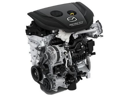 Motor 1.5 SKYACTIV-D