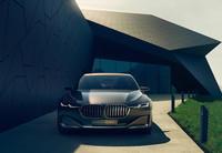 BMW podría lanzar el Serie 9 en 2017