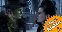 'Once upon time', el verde sienta bien