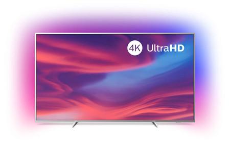Smart TV de 70 pulgadas Philips 70PUS7304/12, con Ambilight y Android TV, por 898,95 euros en el Black Friday de El Corte Inglés
