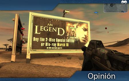 A los jugones nos encanta la publicidad in-game... algunos piensan que sí
