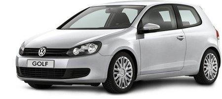 Volkswagen Golf 1.4 80 CV, por 14.900 euros