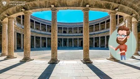 Visita virtual Alhambra