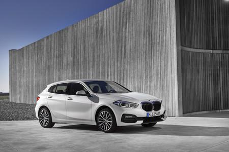 BMW Serie 1 2019 delantera lateral