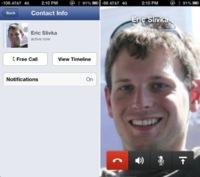 Facebook se lanza al complicado terreno de las llamadas VoIP actualizando su aplicación para iOS
