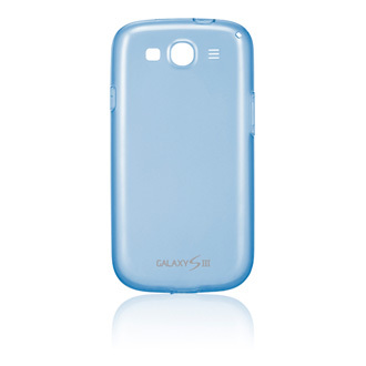 Protective Cover Galaxy SIII Azul