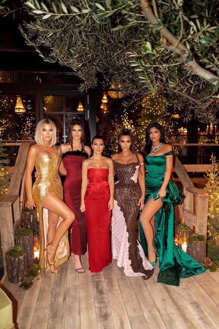 Kim Kardashian Navidad 2019 04