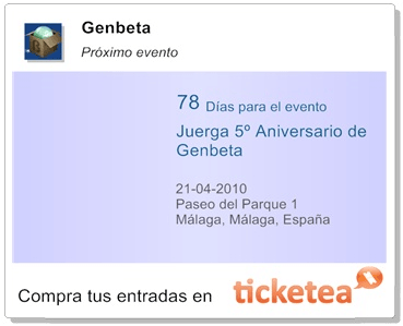 Foto de Ticketea (1/11)