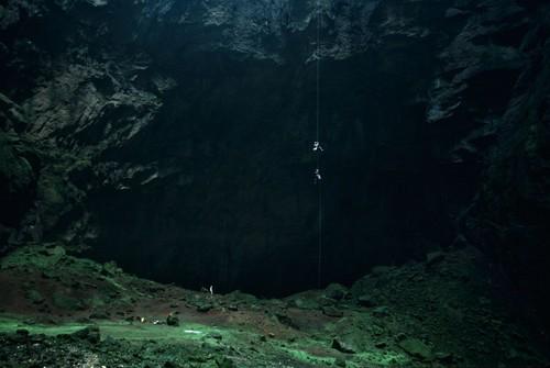 ¿Cuál es la cueva más profunda del mundo? ¿Y la más extensa?