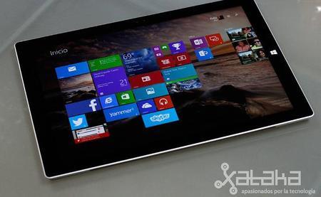 DisplayMate sitúa a la pantalla de Surface Pro 3 entre las mejores del mercado