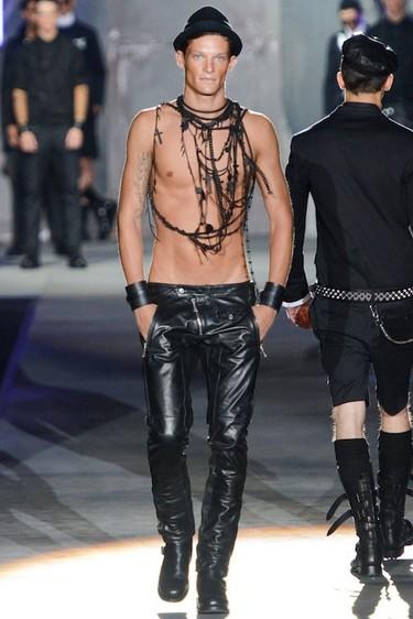Dsquared2 Primavera-Verano 2013 en la Semana de la Moda Masculina de Milán
