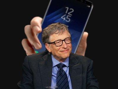 Bill Gates cree que los gobiernos deberían tener poder para desbloquear cualquier teléfono