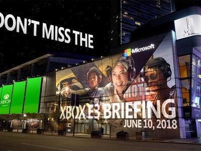 Conferencia Microsoft E3 2018 en directo