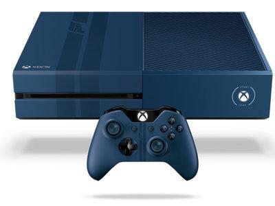Microsoft presenta una nueva Xbox One basada en el Forza Motosport 6