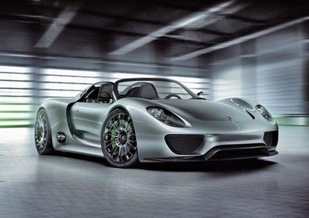 Luz verde para el desarrollo del Porsche 918 Spyder