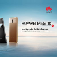Huawei Mate 10, con doble cámara Leica, por sólo 319 euros y envío gratis en eBay