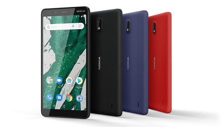Nokia 1 Plus Coloresc