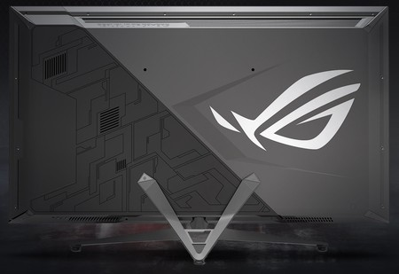 Asus Rog Swift Pg65 Tras