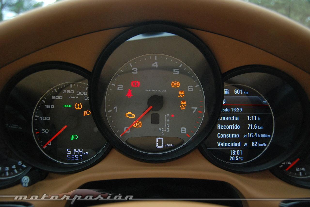 Foto de Porsche Panamera 2014 (presentación) (29/38)
