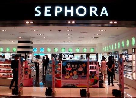Sephora también aterriza en México