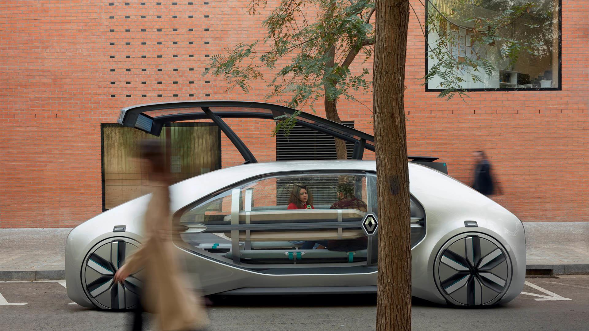 Foto de Renault EZ-GO Concept (5/57)