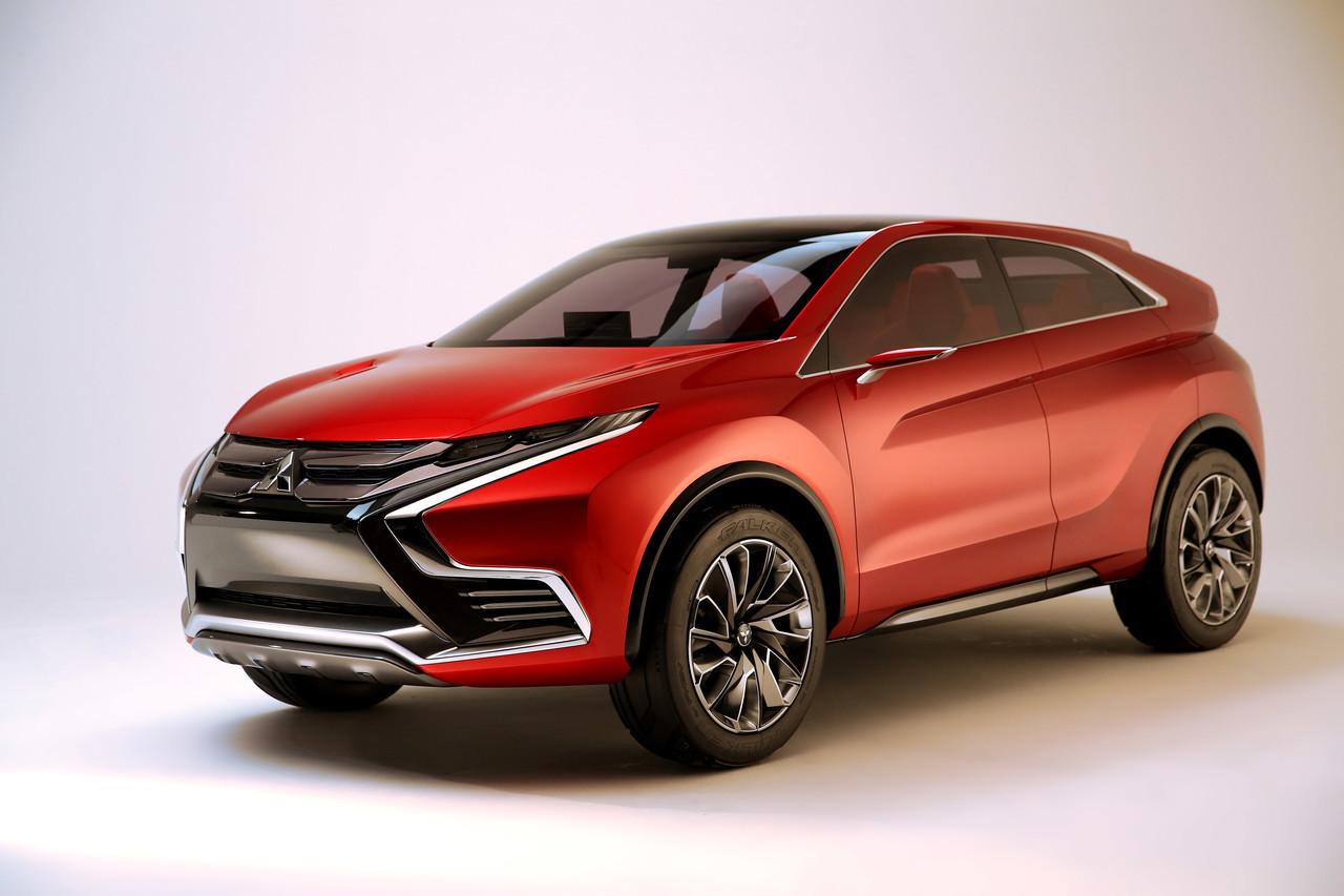Foto de Mitsubishi XR-PHEV II Concept (9/27)