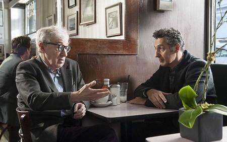 John Turturro y Woody Allen en