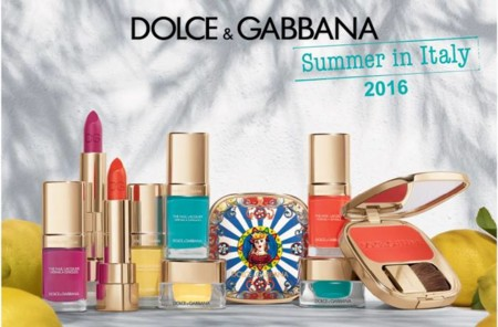 Dolce Gabbana Summer In Italy 2016