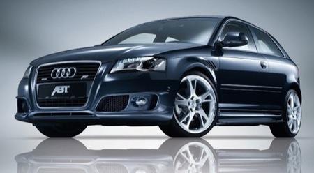 Audi A3 preparado por ABT