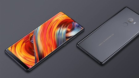 El Xiaomi Mi Mix 2s con 'notch' y lector de huellas bajo la pantallas se filtra en un esquema