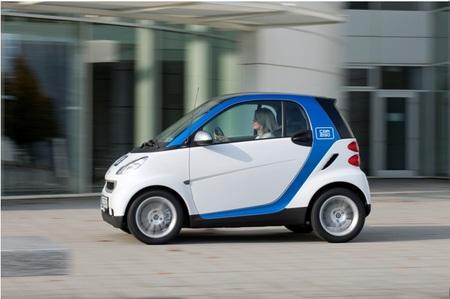 Daimler lanzará el servicio Car2go en Reino Unido durante este otoño