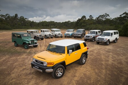 Toyota Land Cruiser 70th Anniversary Edition 2021 007