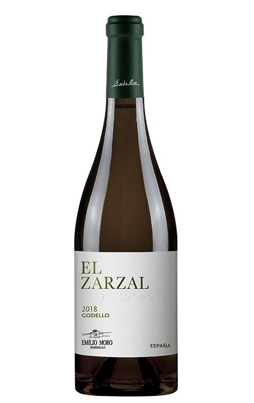 El Zarzal 2018, Bodegas Emilio Moro. DO Bierzo