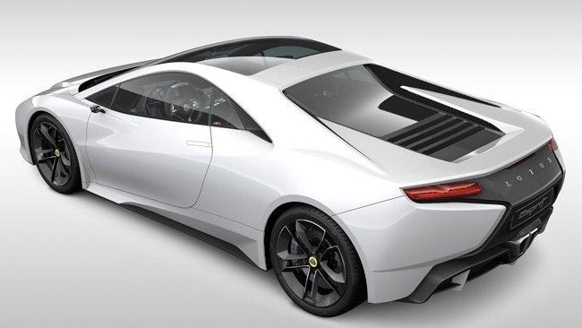 Lotus Esprit hibrido