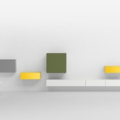 Foto 4 de 5 de la galería muebles-de-almacenaje-de-colores-alegres en Decoesfera