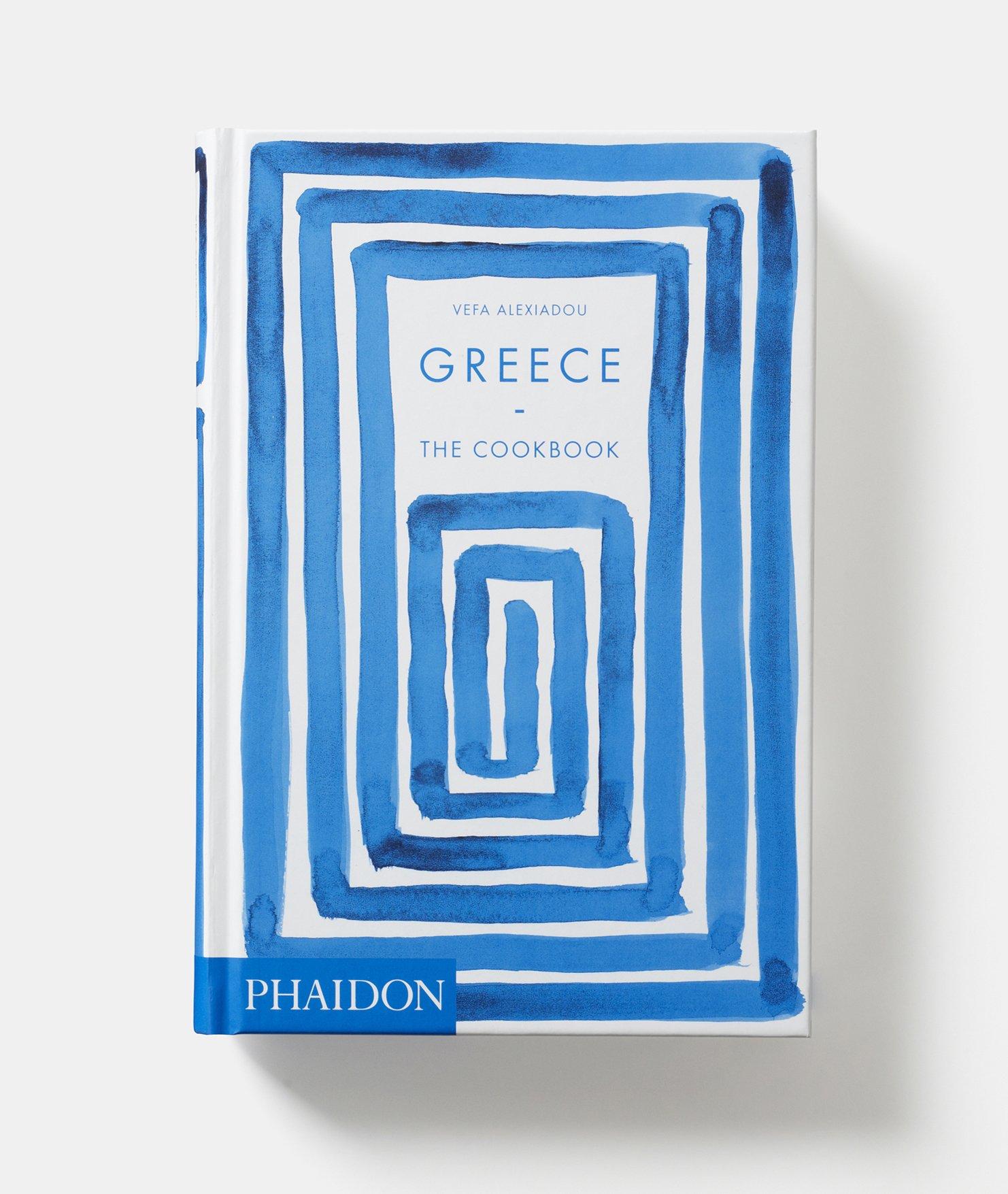 Greece. The cookbook. Tapa dura.