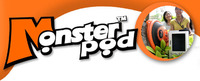 MonsterPod, sujección todoterreno para tu cámara