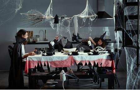 Ikea nos da ideas para decorar la casa y para disfrutar en Halloween con unos sencillas actividades en familia