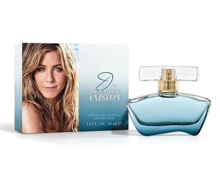 Jennifer Aniston lanza su segunda fragancia