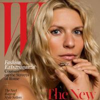 W Magazine (I):  Claire Danes