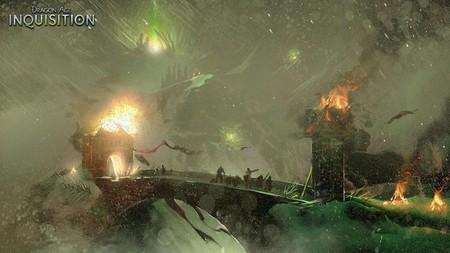 Otro de EA que se retrasa: Dragon Age: Inquisition