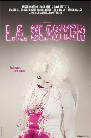 'L.A. Slasher', tráiler y cartel de la comedia de terror con Dave Bautista