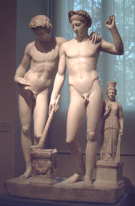 Orestes Y Pilades