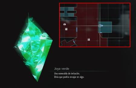 Joya verde