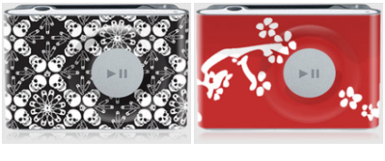 Personaliza tu iPod Shuffle de segunda generación