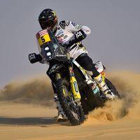 Pablo Quintanilla gana la penúltima etapa pero solo un desastre evitaría el primer Dakar de Ricky Brabec