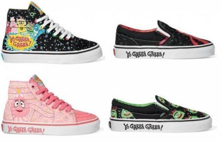 Zapatillas Yo Gabba Gabba! de Vans