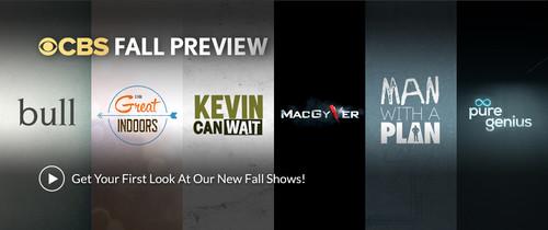 Nuevas series CBS 2016/2017): Trailers de 'MacGyver', 'Training Day' y más
