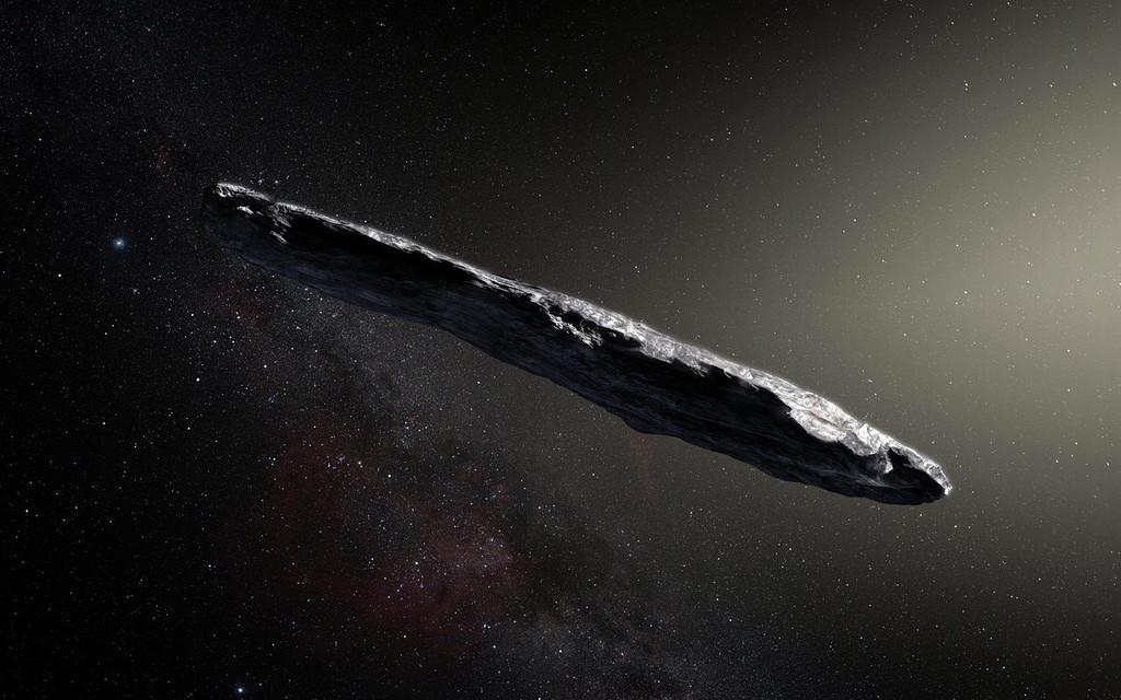 Los restos de un naufragio espacial: la última teoría sobre Oumuamua viene de Harvard y reaviva la idea de la nave espacial